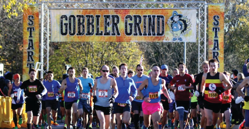 Gobbler Grind Marathon 2018 - Kansas City