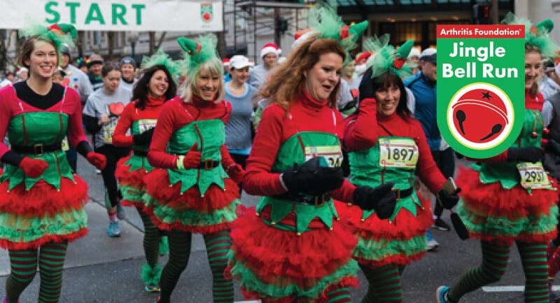 Jingle Bell Run 2018