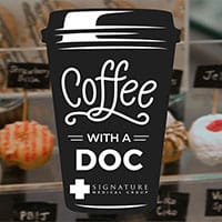 Coffee with a Doc: Dr. Scott Zehnder