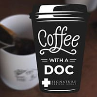 Coffee with a Doc: Dr. Benjamin Crane