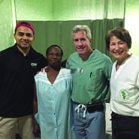Surgeon Travels to Dominican Republic to Give Back
