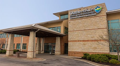 Kansas City Bone & Joint Clinic – Olathe