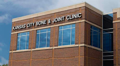 Kansas City Bone & Joint Orthopedics NOW!