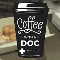 Coffee with a Doc: Dr. David Strege